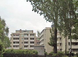 Wohnanlage in Bad Homburg