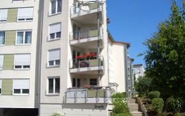 Wohnanlagen in Wiesbaden 120 Wohneinheiten (4 WEG´s)