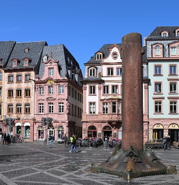 Hausverwaltung Mainz, Hausverwaltung Wiesbaden